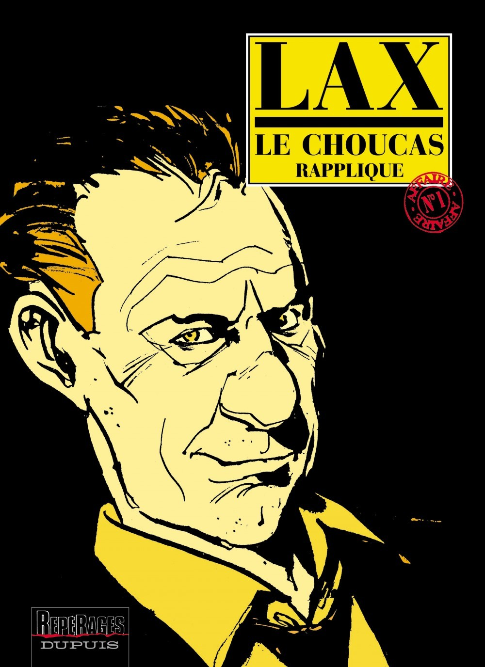 LE CHOUCAS RAPPLIQUE