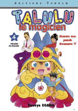 TALULU LE MAGICIEN -TOME 04-