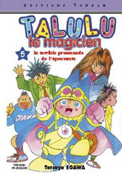 TALULU LE MAGICIEN -TOME 05-