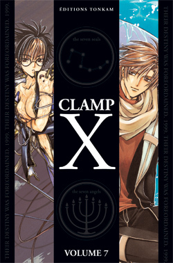X (NOUVELLE EDITION) -TOME 07-