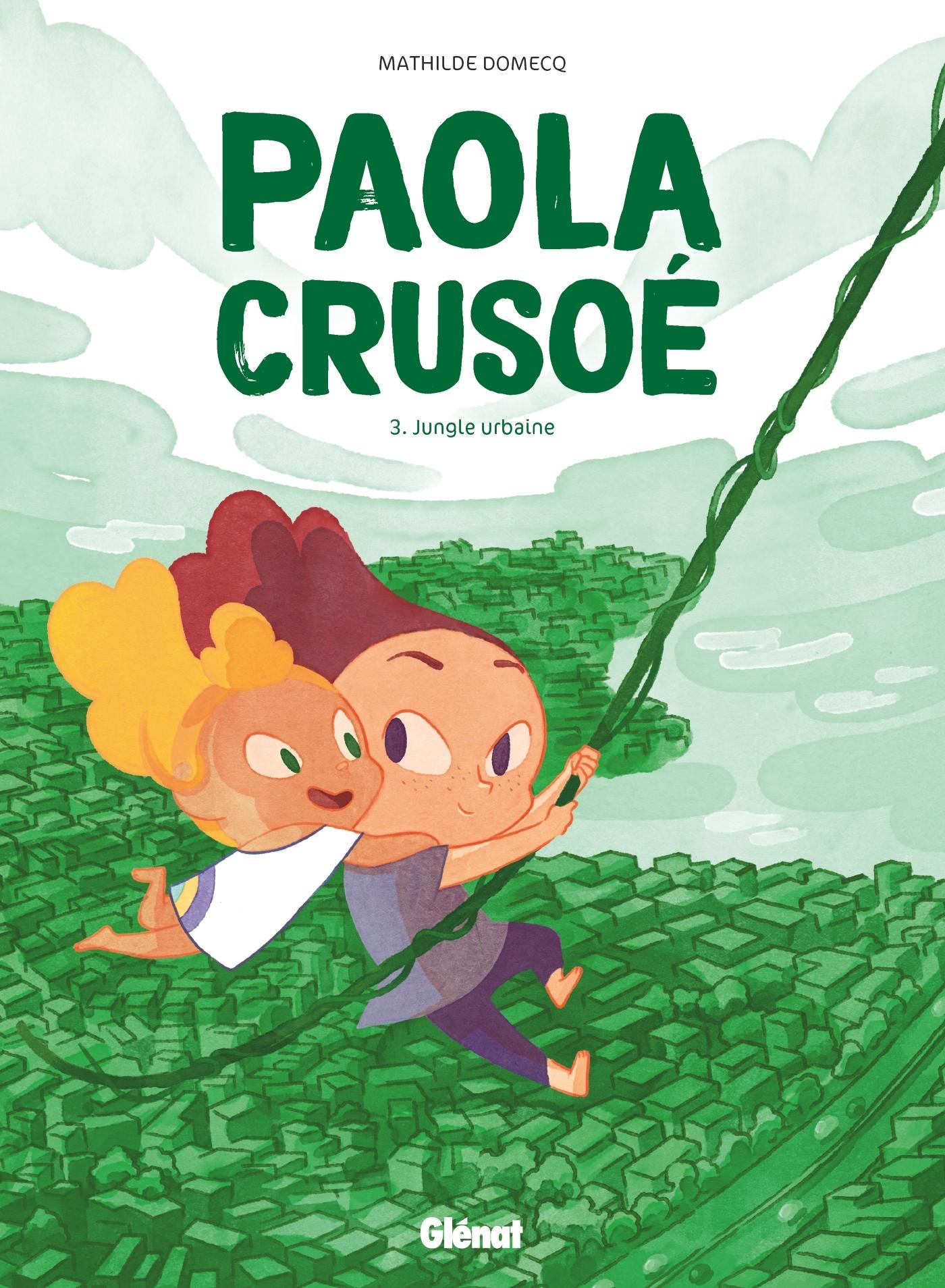 PAOLA CRUSOE - TOME 03 NE