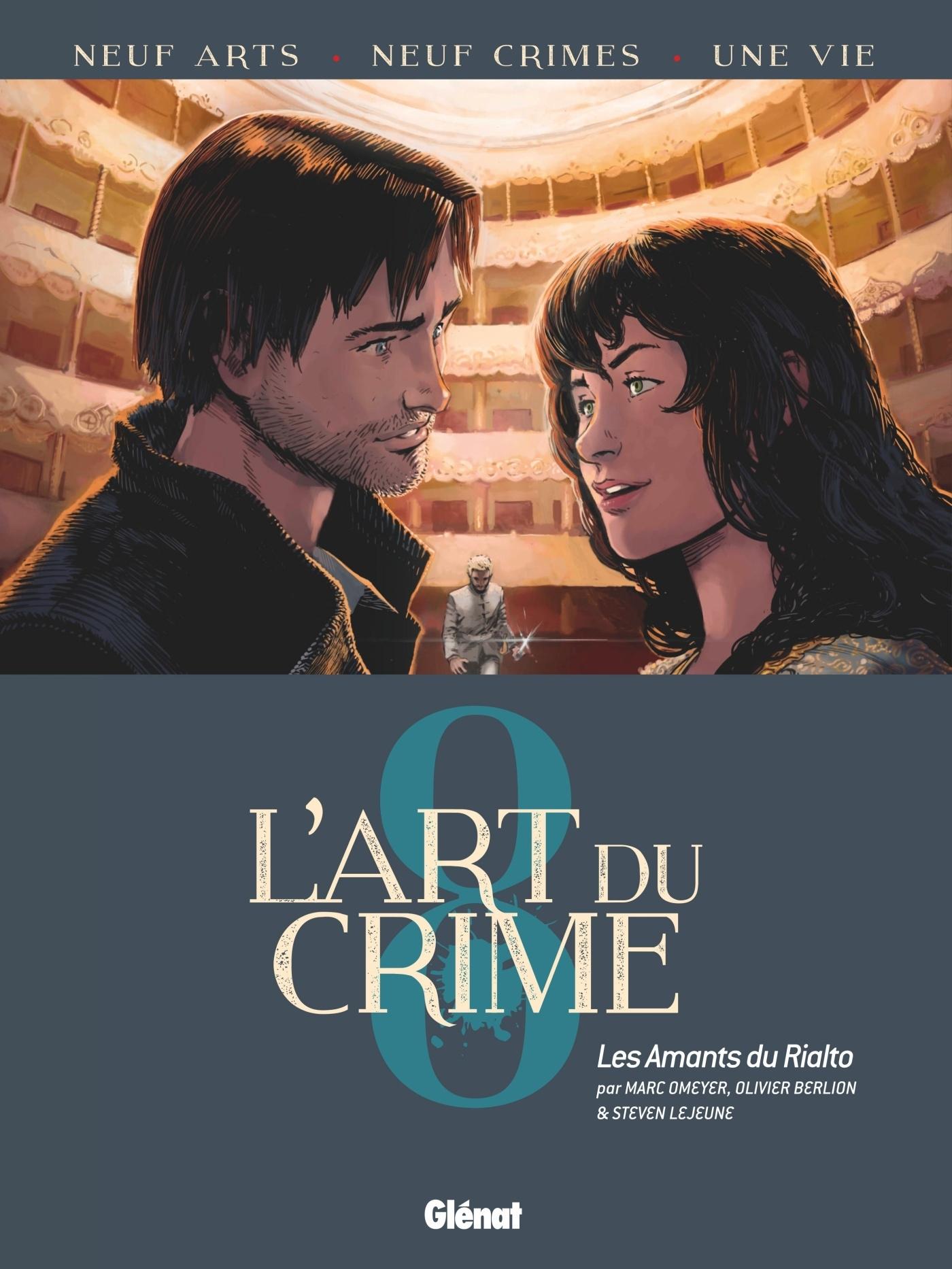 L'ART DU CRIME - TOME 08