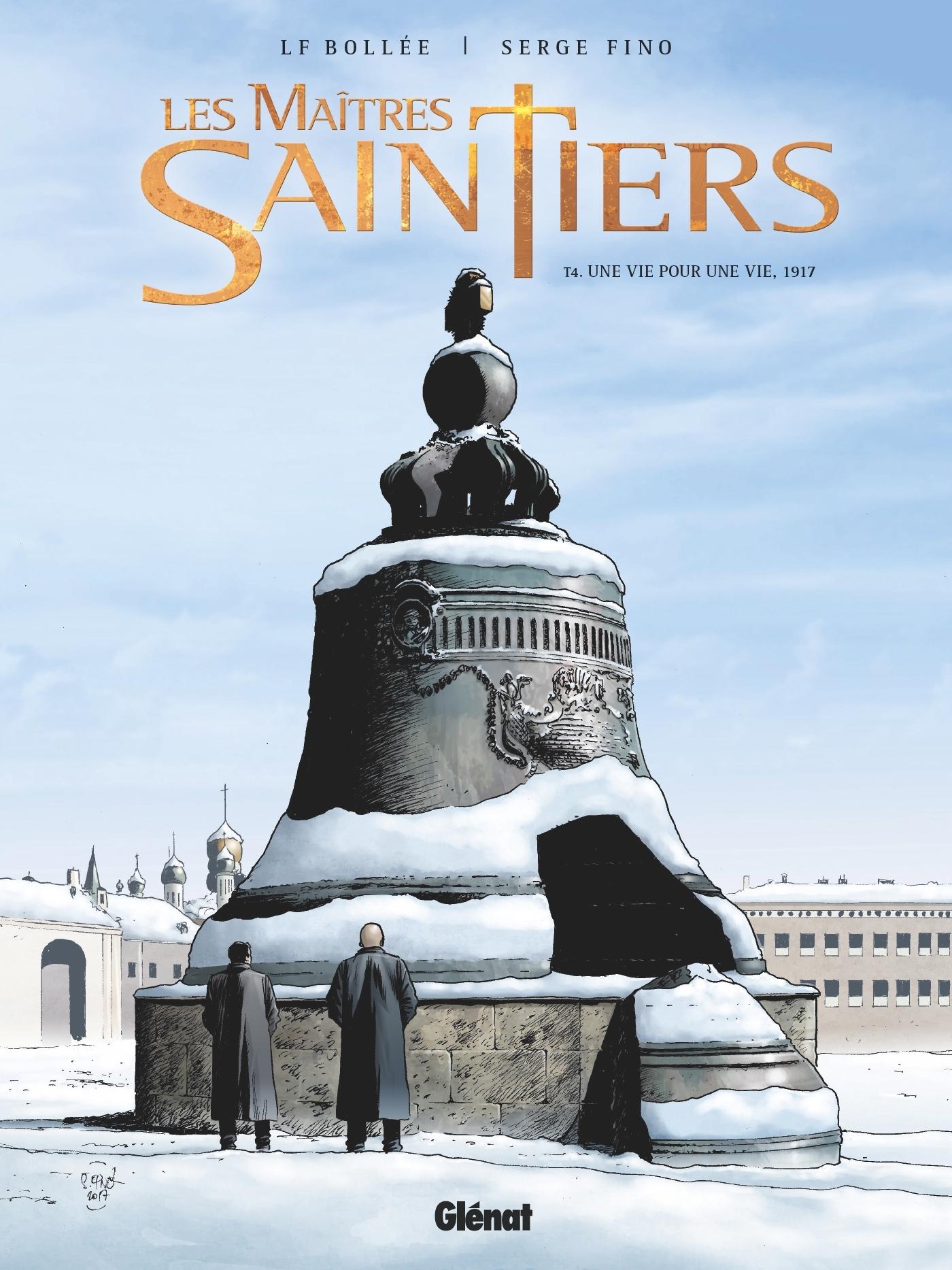 LES MAITRES-SAINTIERS - TOME 04
