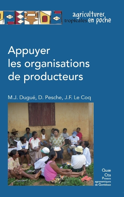 APPUYER LES ORGANISATIONS DE PRODUCTEURS
