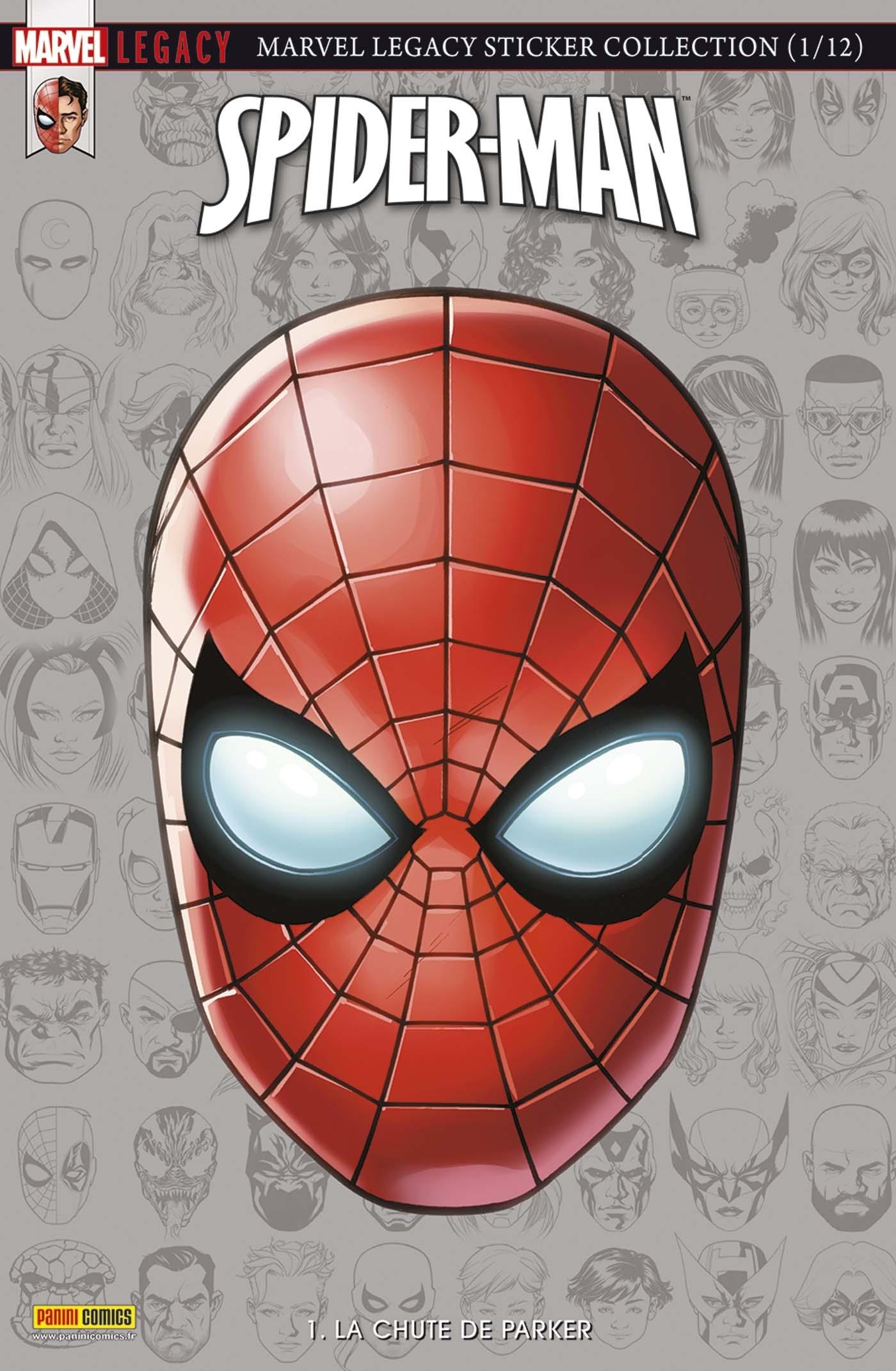 MARVEL LEGACY : SPIDER-MAN N 1