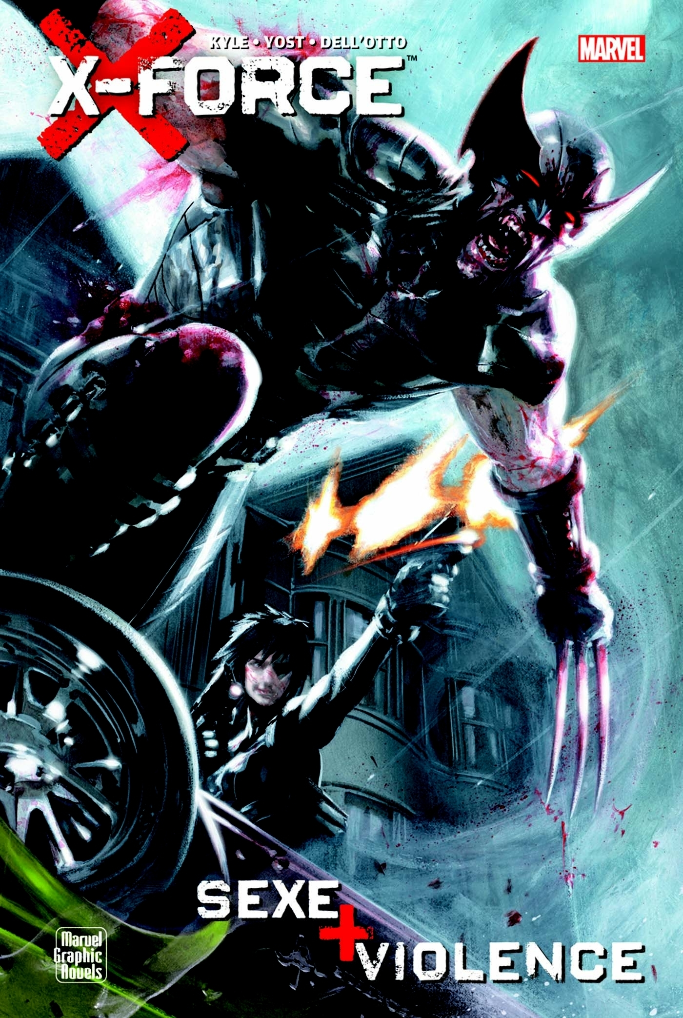 X-FORCE - SEXE + VIOLENCE ED. SPECIALE
