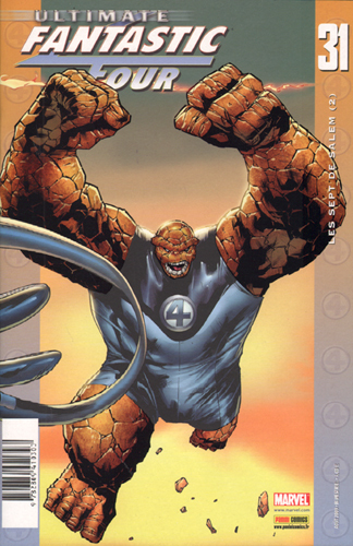 ULTIMATE FANTASTIC FOUR 31