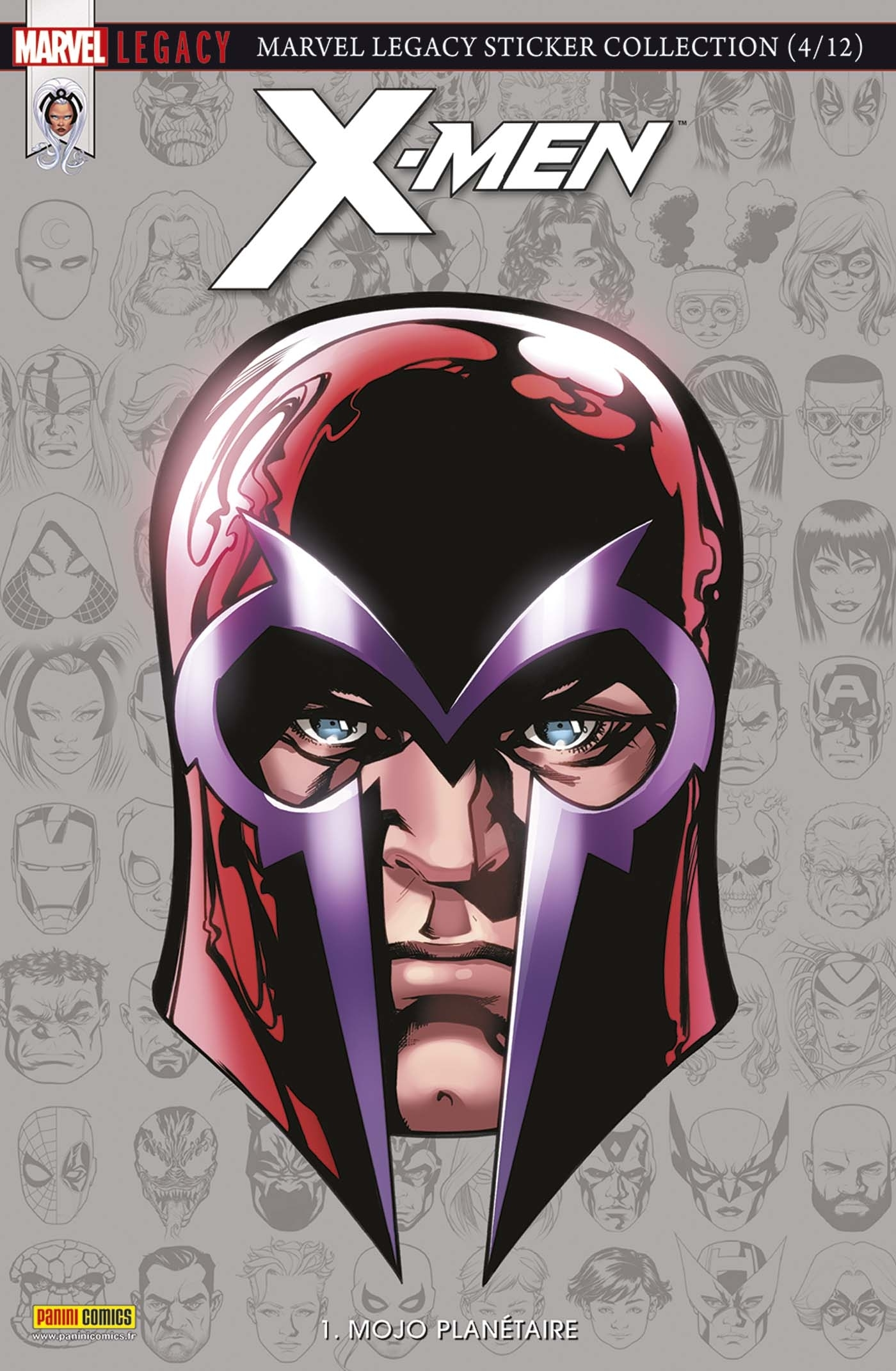 MARVEL LEGACY : X-MEN  N 1