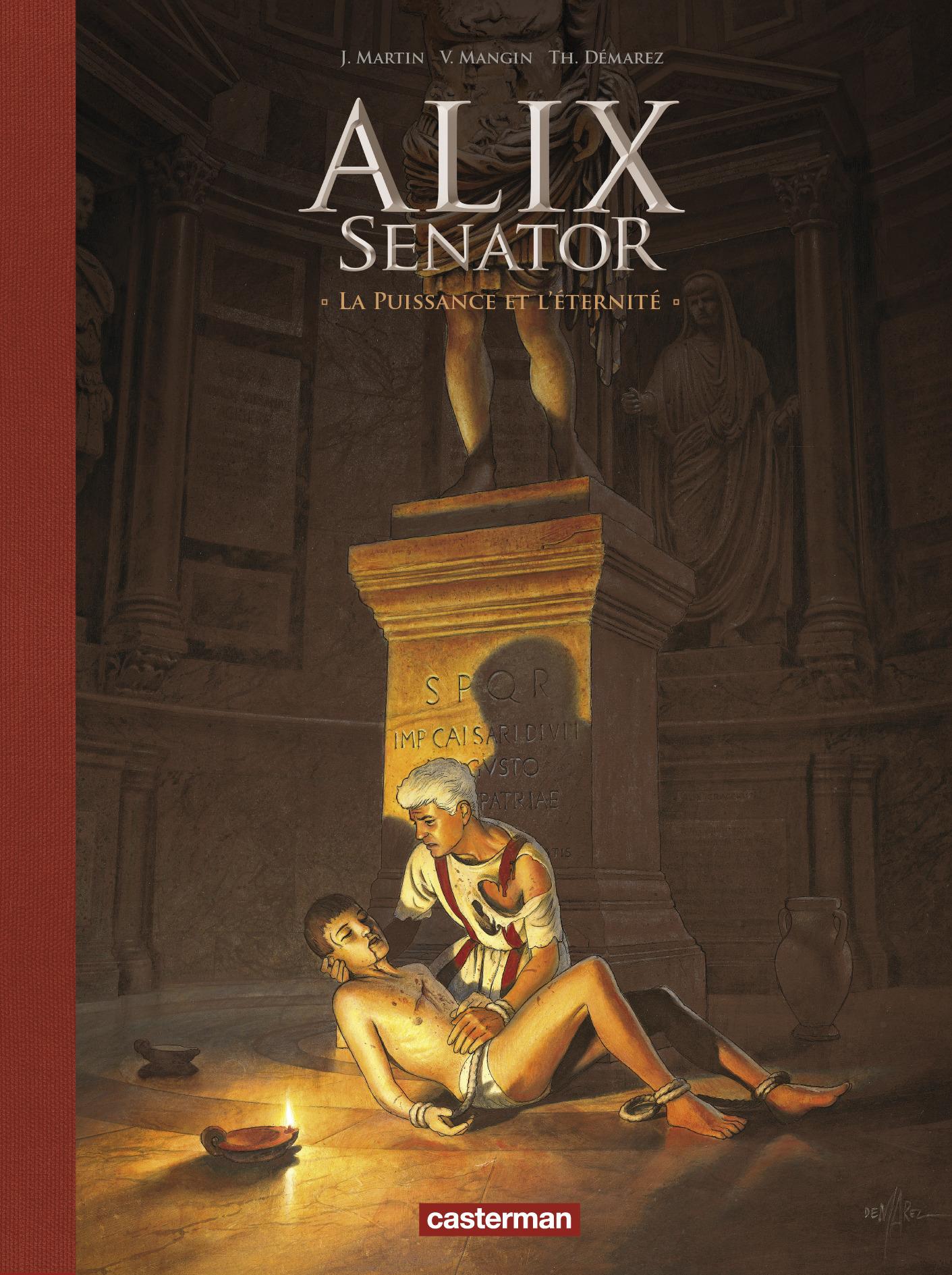 ALIX SENATOR T7 (DELUXE) - LA PUISSANCE ET L'ETERNITE
