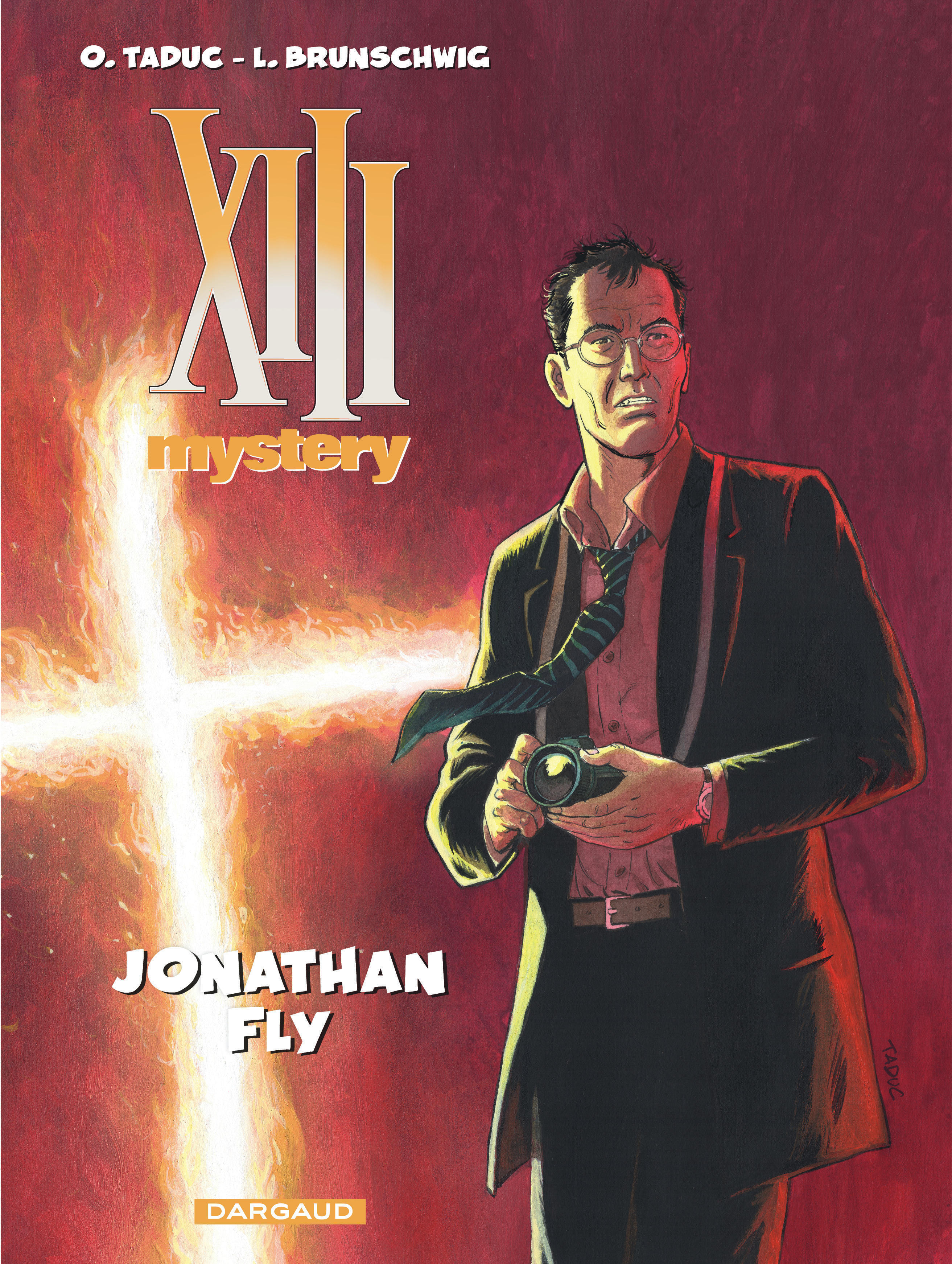 XIII MYSTERY - T11 - JONATHAN FLY