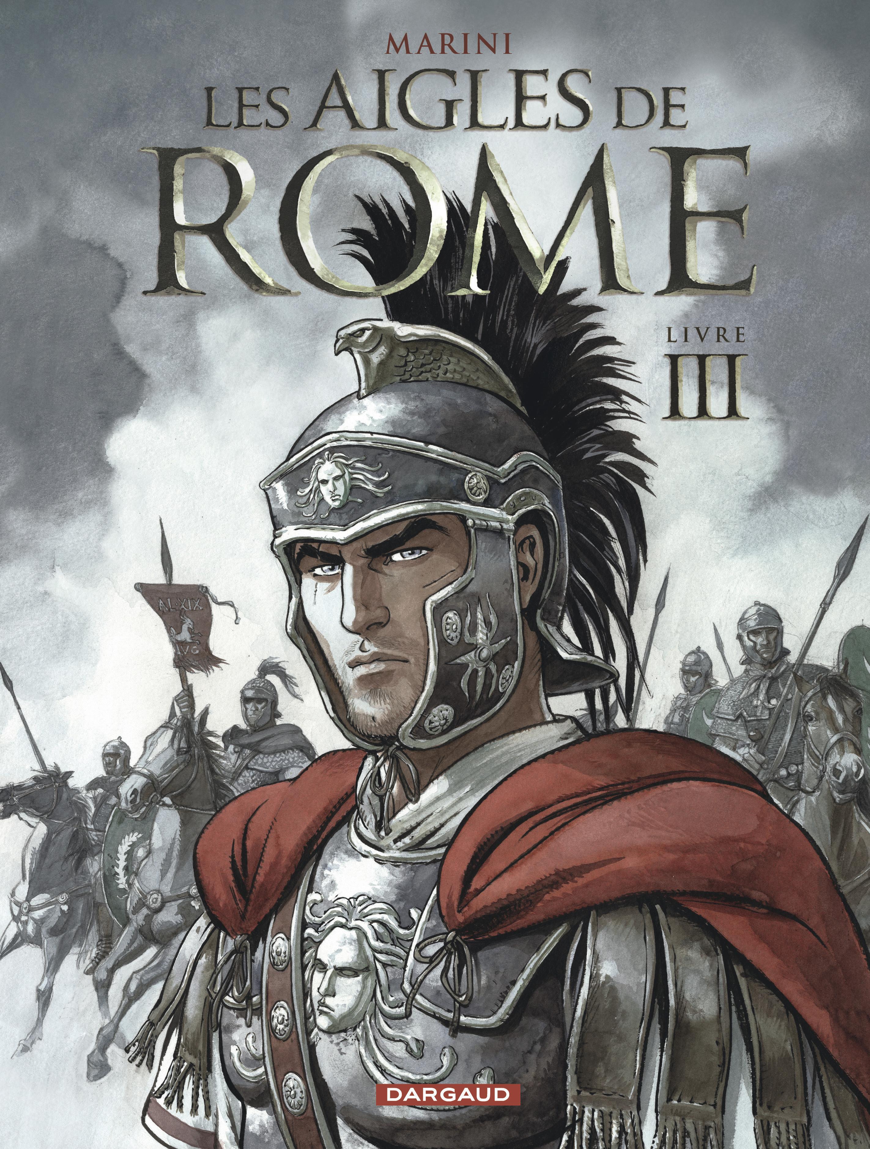 LES AIGLES DE ROME LIVRE III