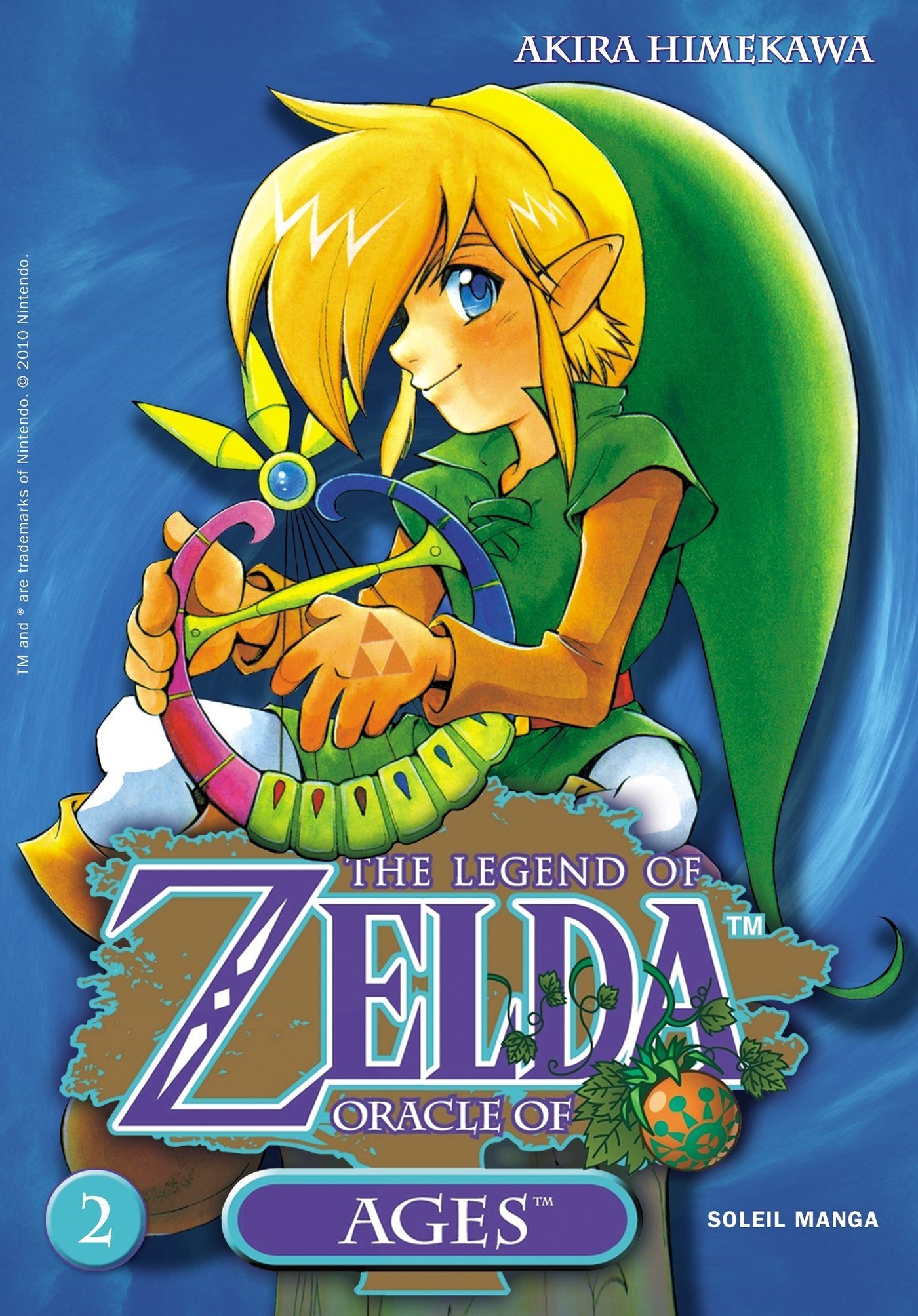 ZELDA T06 ORACLE OF AGES
