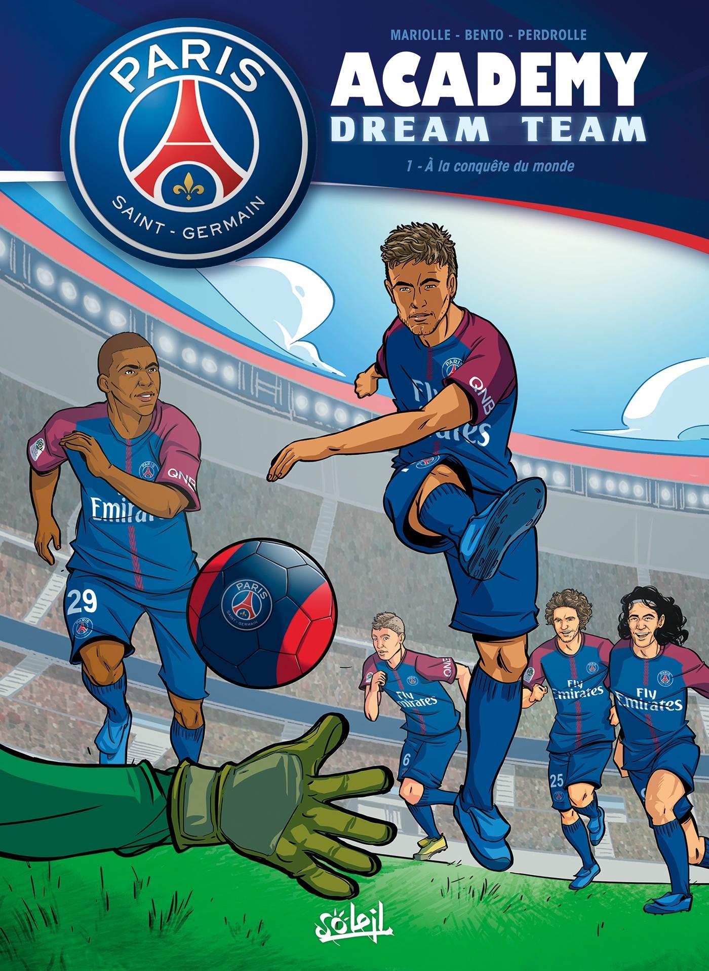 PARIS SAINT-GERMAIN ACADEMY DREAM TEAM 01