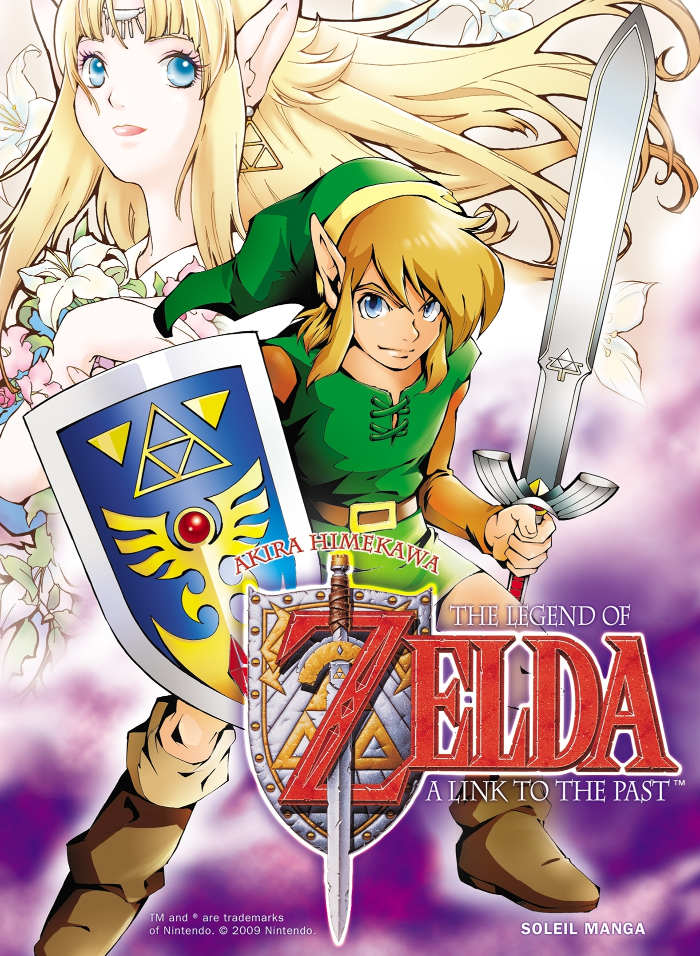 ZELDA A LINK TO THE PAST T01