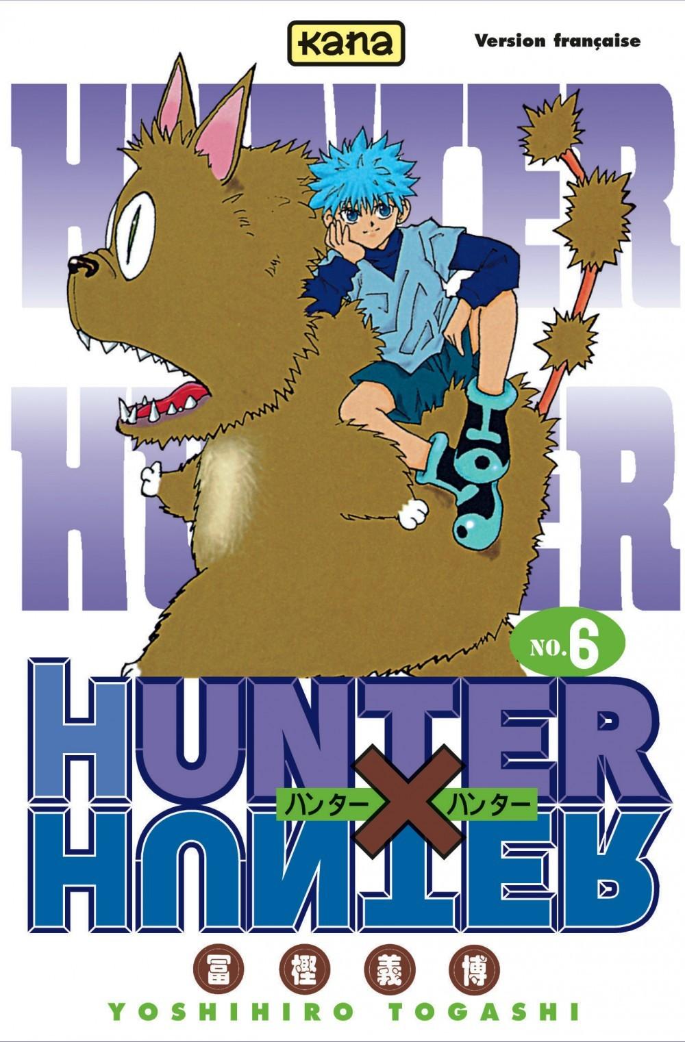 HUNTER X HUNTER T6