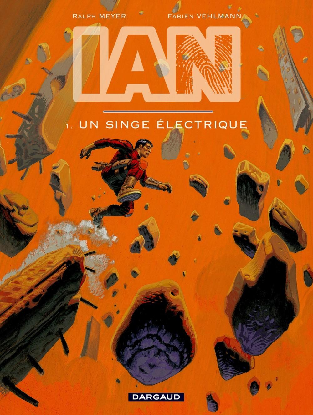 IAN - T1 - UN SINGE ELECTRIQUE