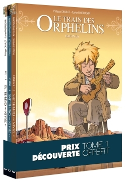 LE TRAIN DES ORPHELINS - PACK DEC. T1 + 7 + 8