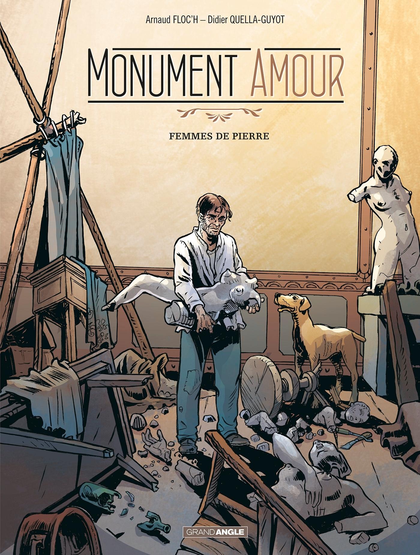 MONUMENT AMOUR - VOLUME 2 - FEMMES DE PIERRE
