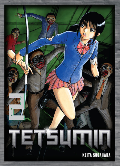 TETSUMIN - TOME 2