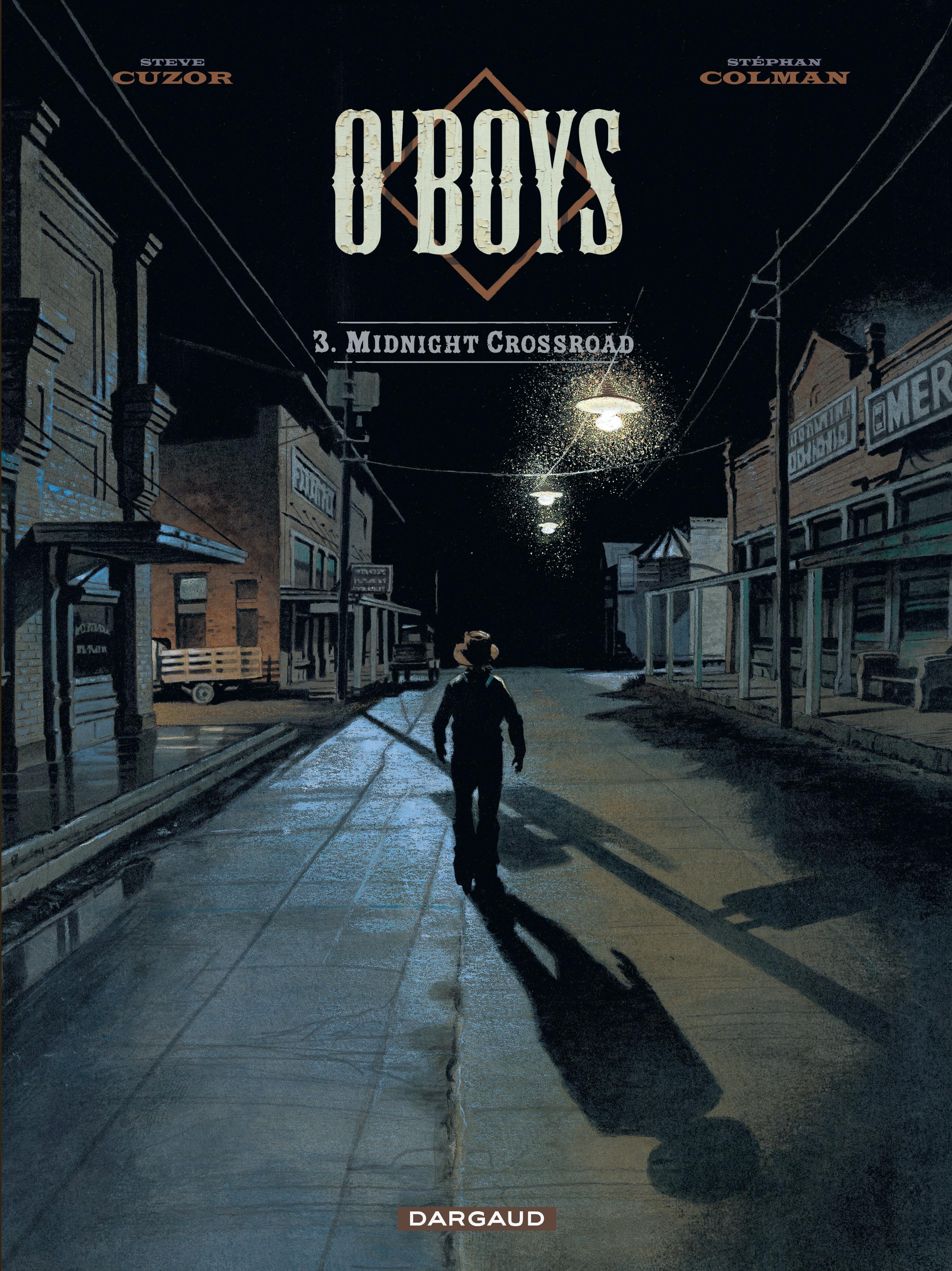 O'BOYS - T3 - MIDNIGHT CROSSROAD
