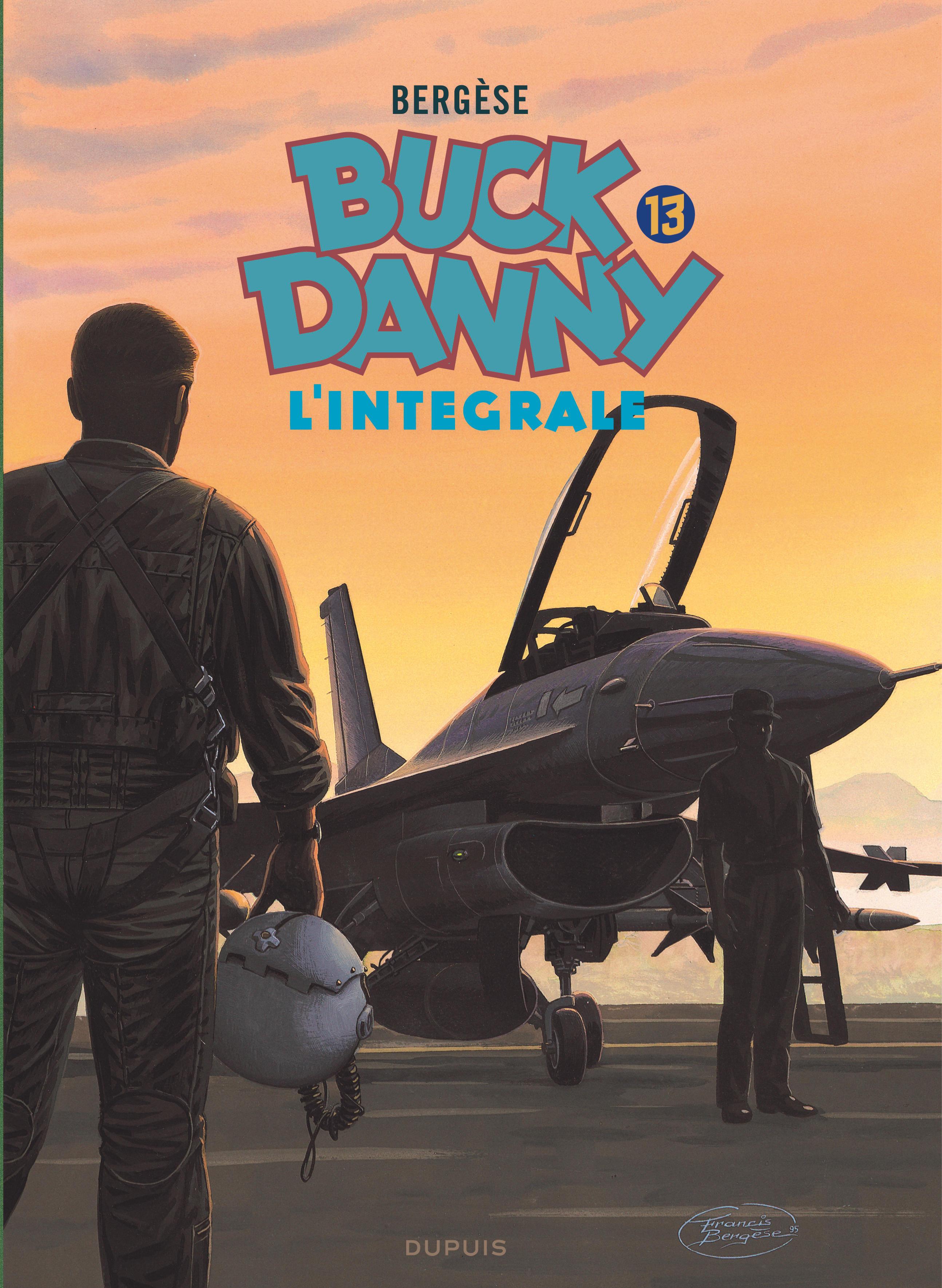 BUCK DANNY (INTEGRALE) - BUCK DANNY - L'INTEGRALE - TOME 13 - BUCK DANNY 13 (INTEGRALE) 1993 - 1999