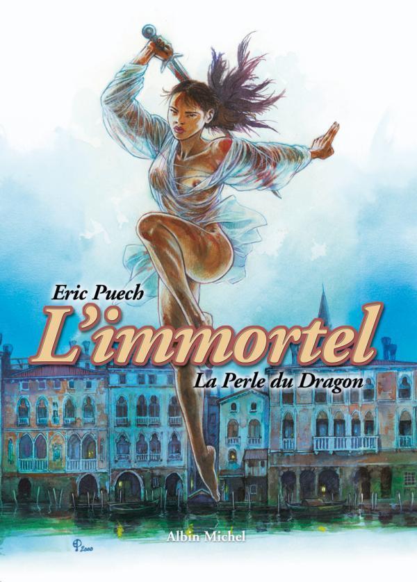 L'IMMORTEL - TOME 01