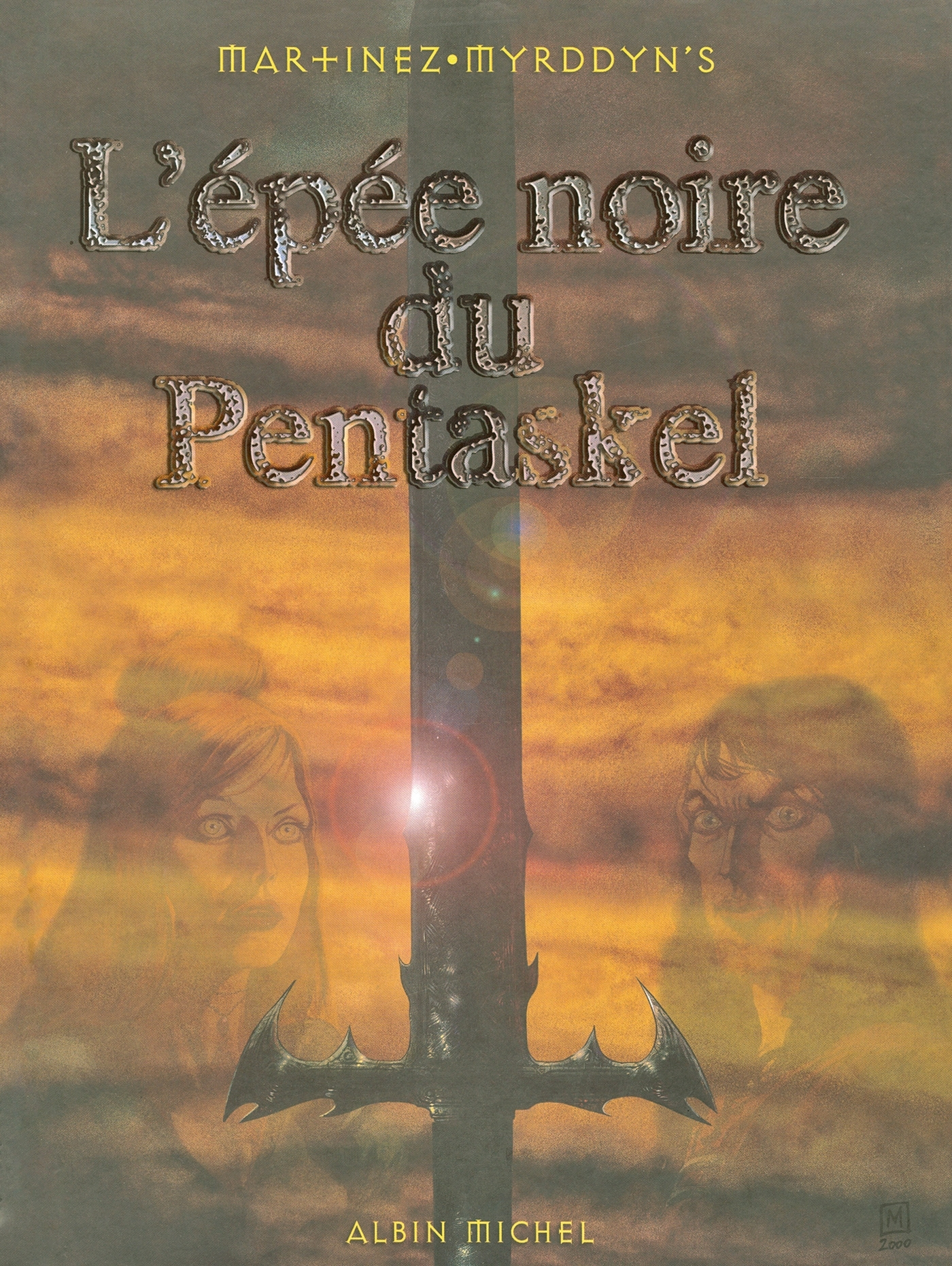 L'EPEE NOIRE DU PENTASKEL - TOME 01