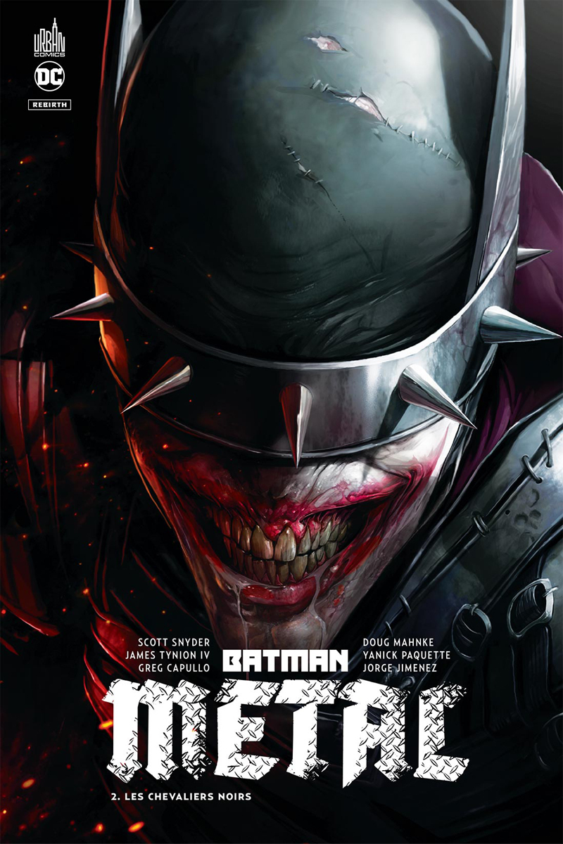 BATMAN METAL TOME 2
