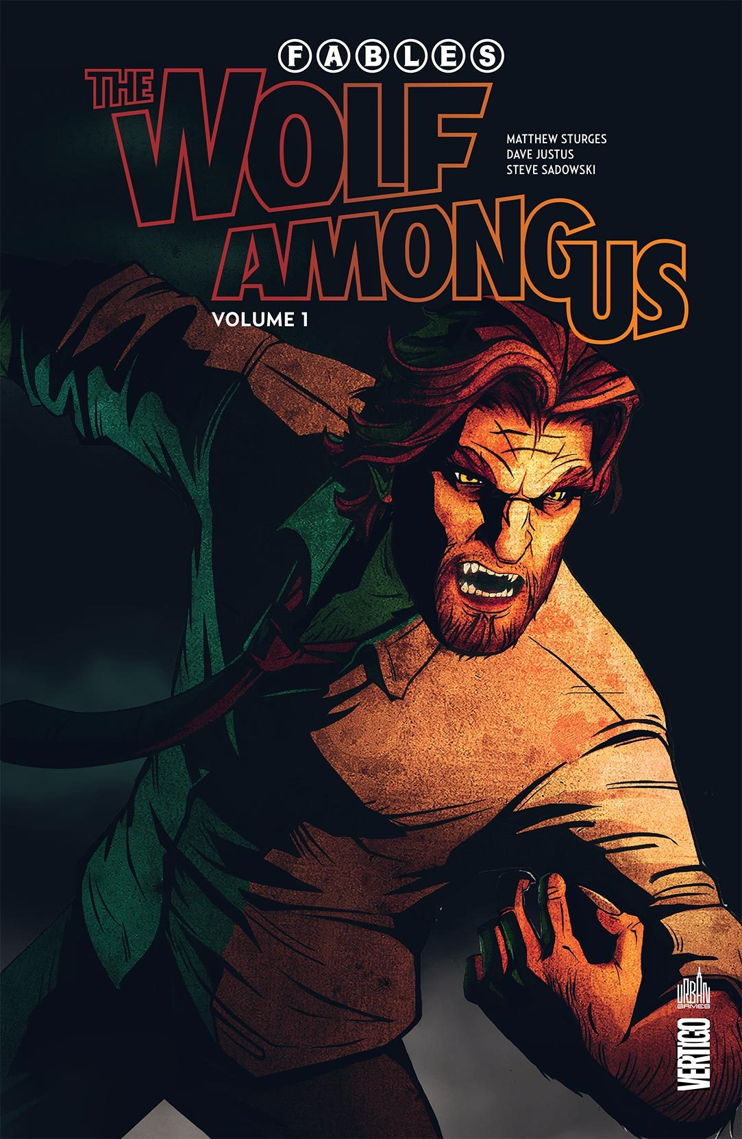 FABLES -  THE WOLF AMONG US TOME 1