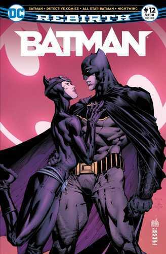BATMAN REBIRTH 12 LES FIANCAILLES DE BATMAN !
