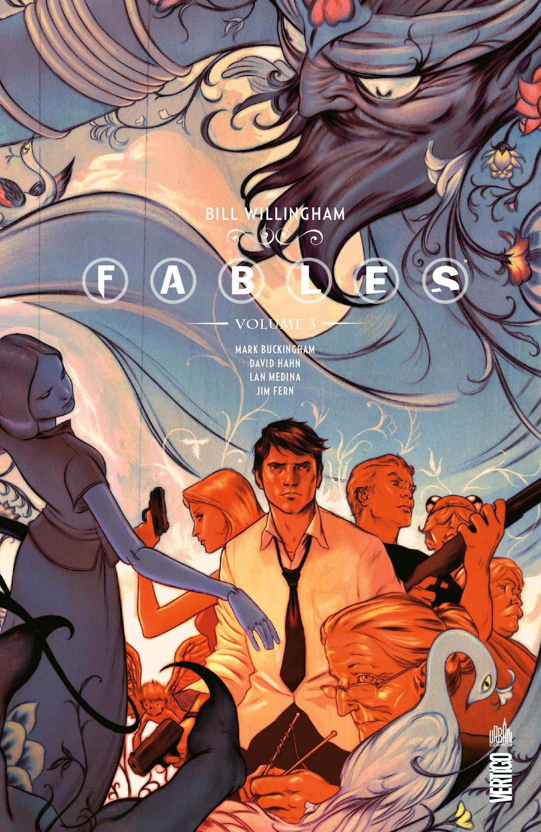 FABLES INTEGRALE TOME 3