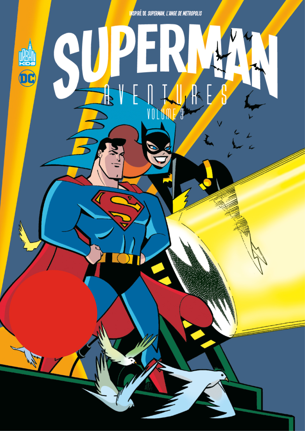 SUPERMAN AVENTURES TOME 3