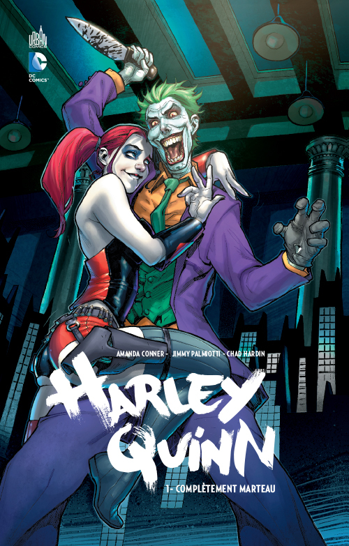 HARLEY QUINN TOME 1