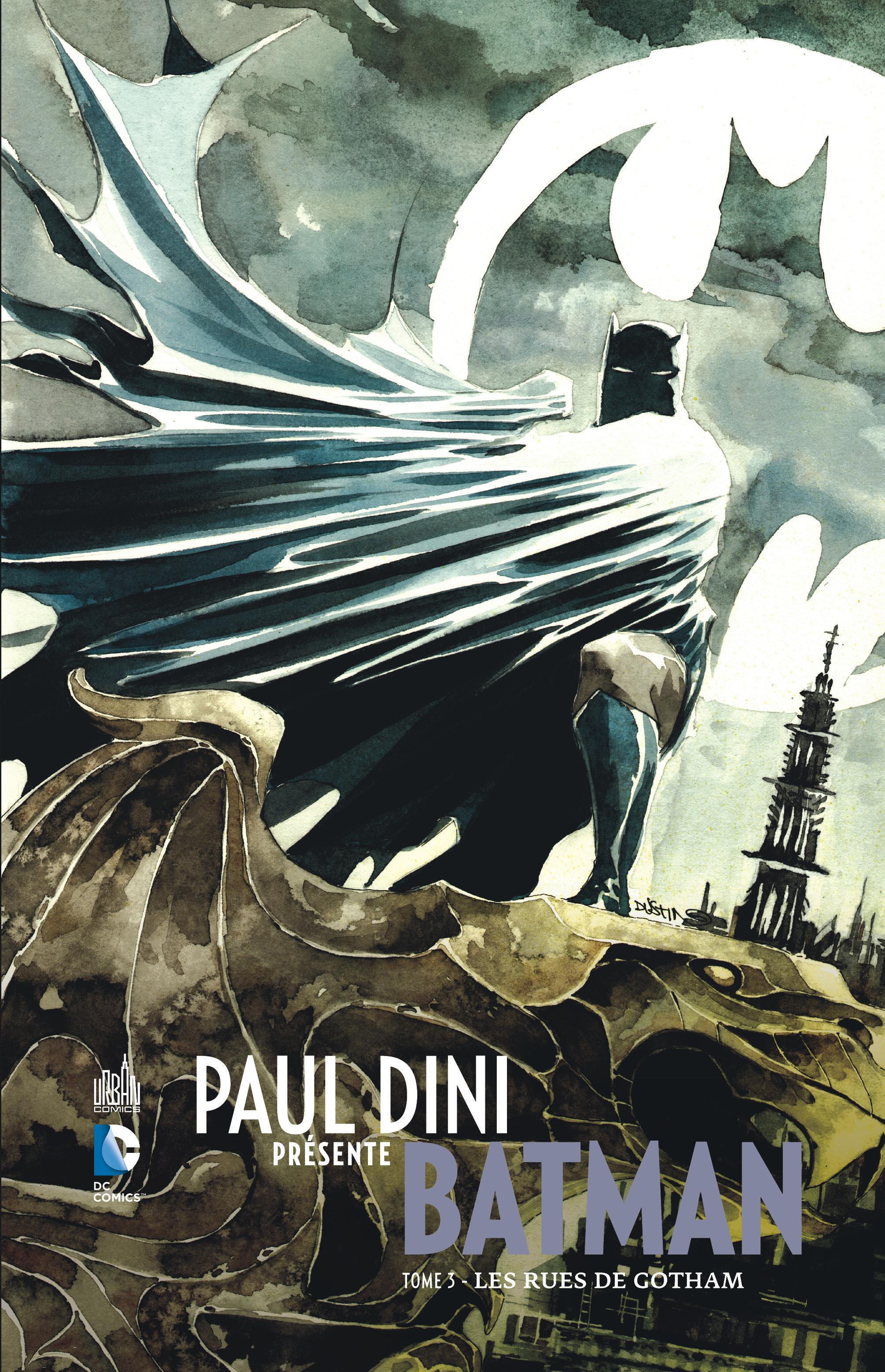 PAUL DINI PRESENTE BATMAN T3