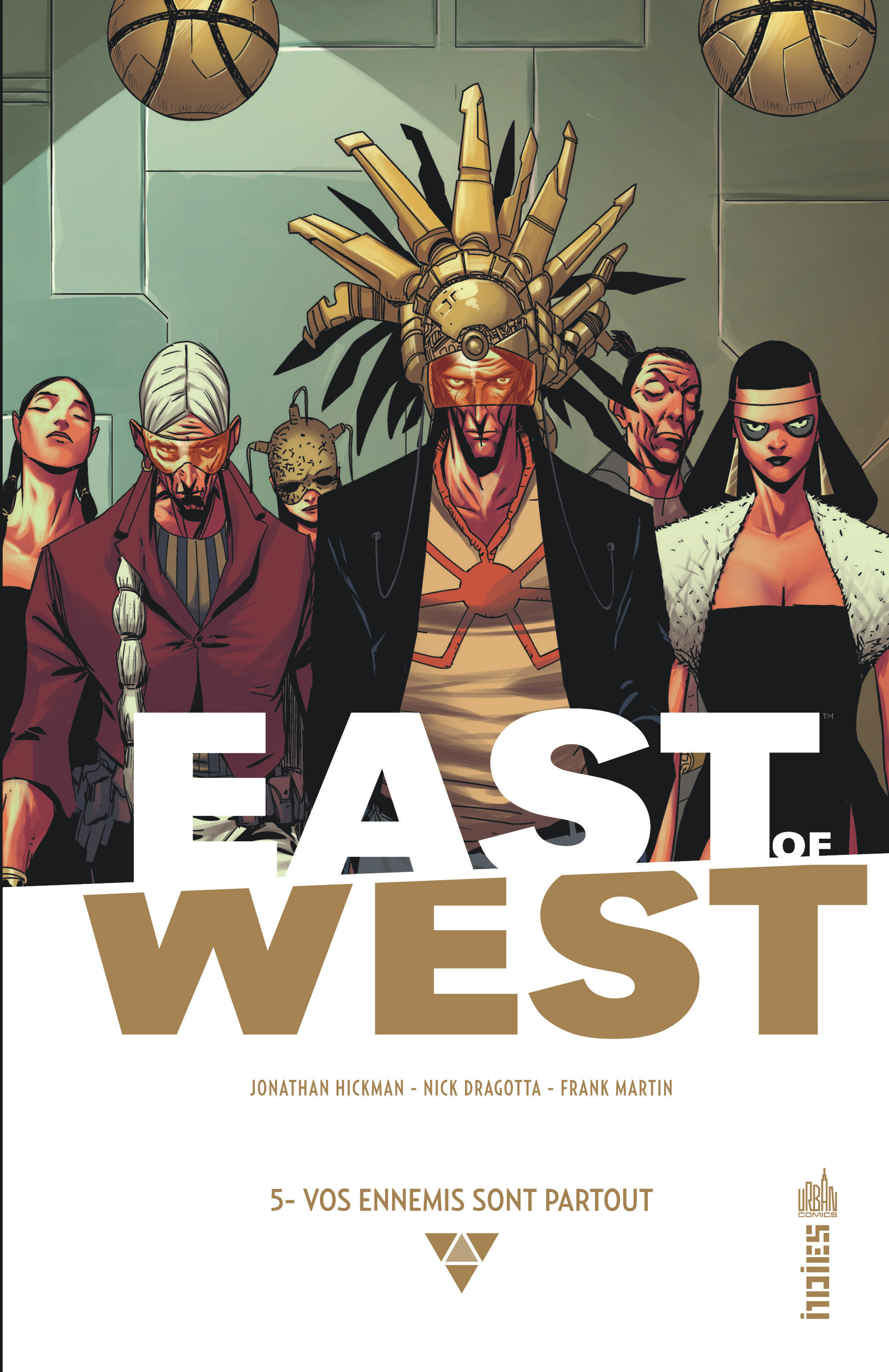 EAST OF WEST T5