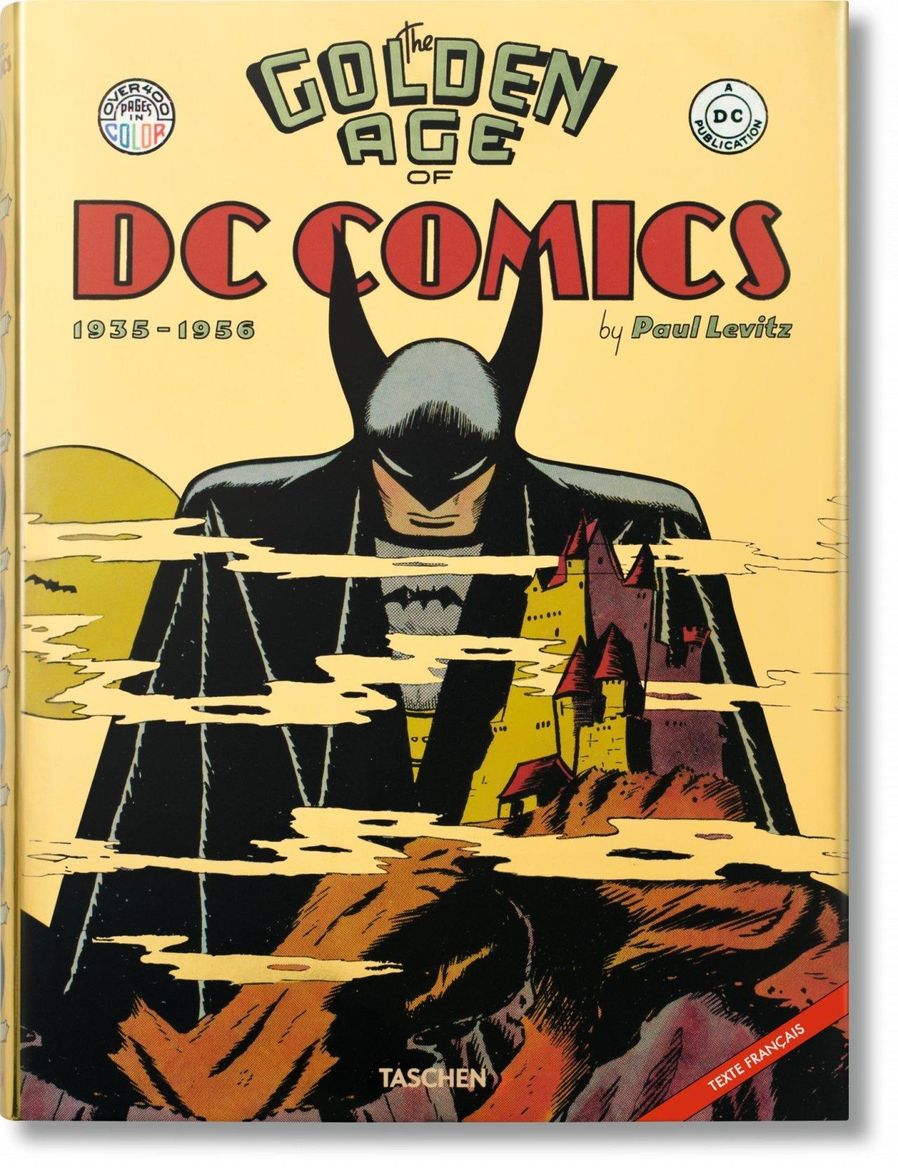 VA-DC COMICS, VOL.1 GOLDEN AGE