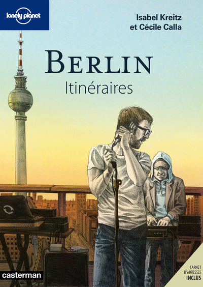 BERLIN - ITINERAIRES