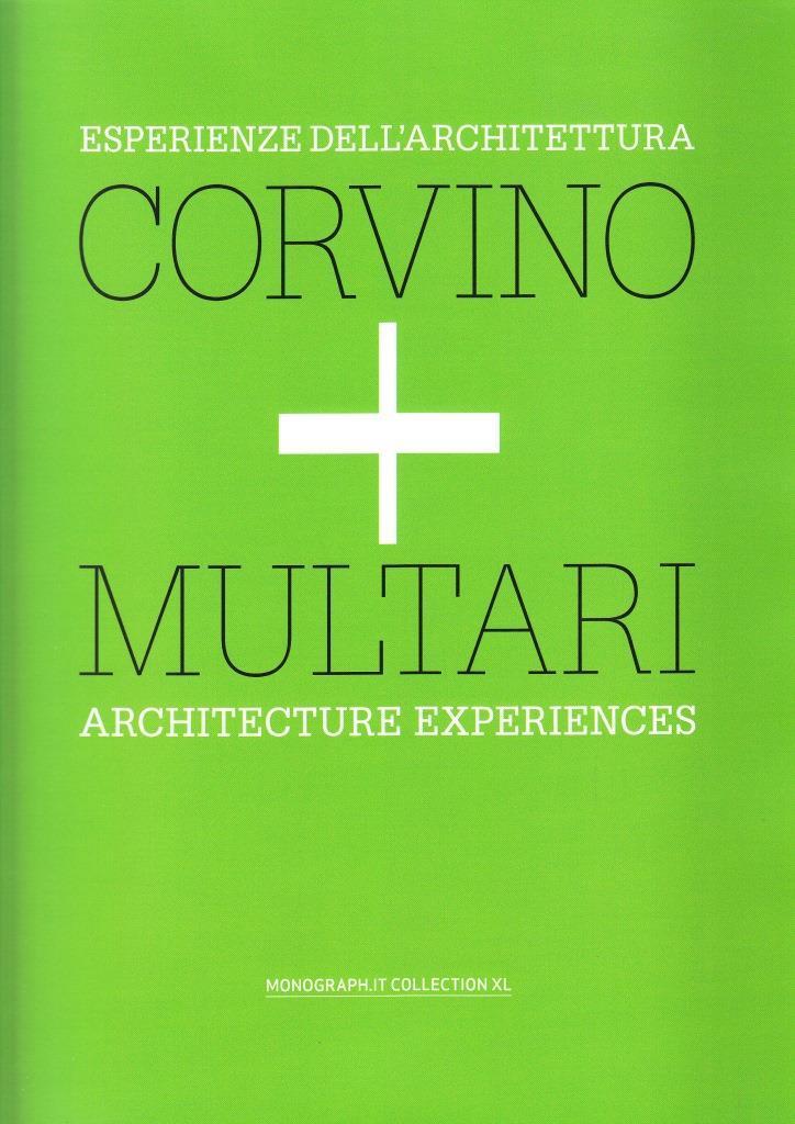 MONOGRAPH CORVINO E MULTARI /ANGLAIS