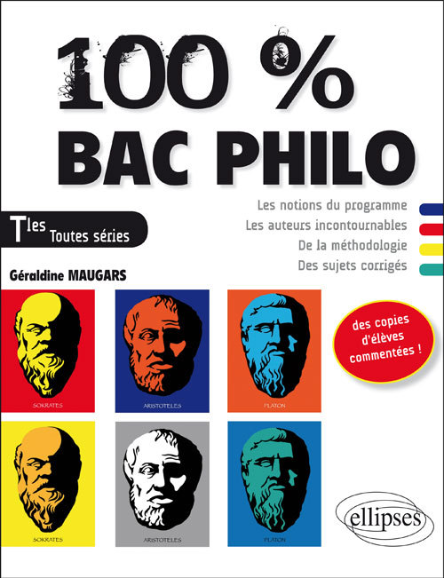 100% BAC PHILO TERMINALES TOUTES SERIES DES COPIES D'ELEVES COMMENTEES