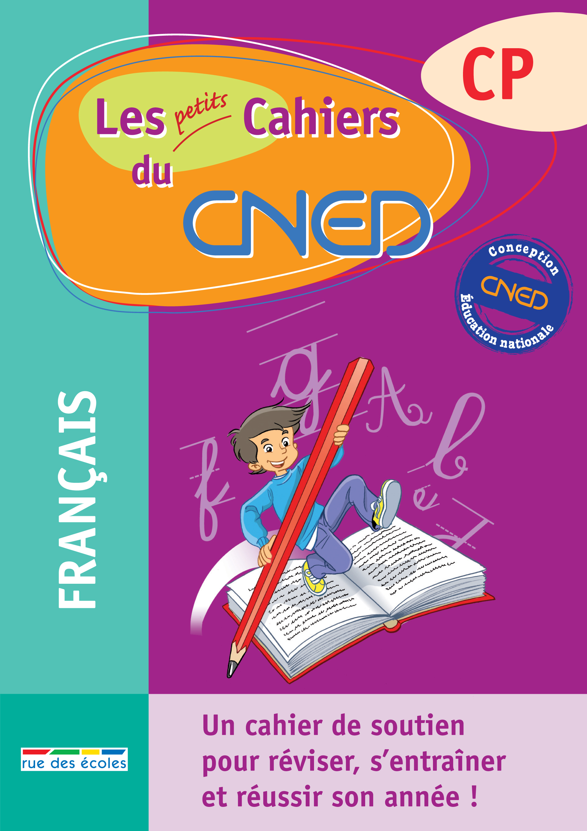 PETITS CAHIERS DU CNED CP FRANCAIS (LES)