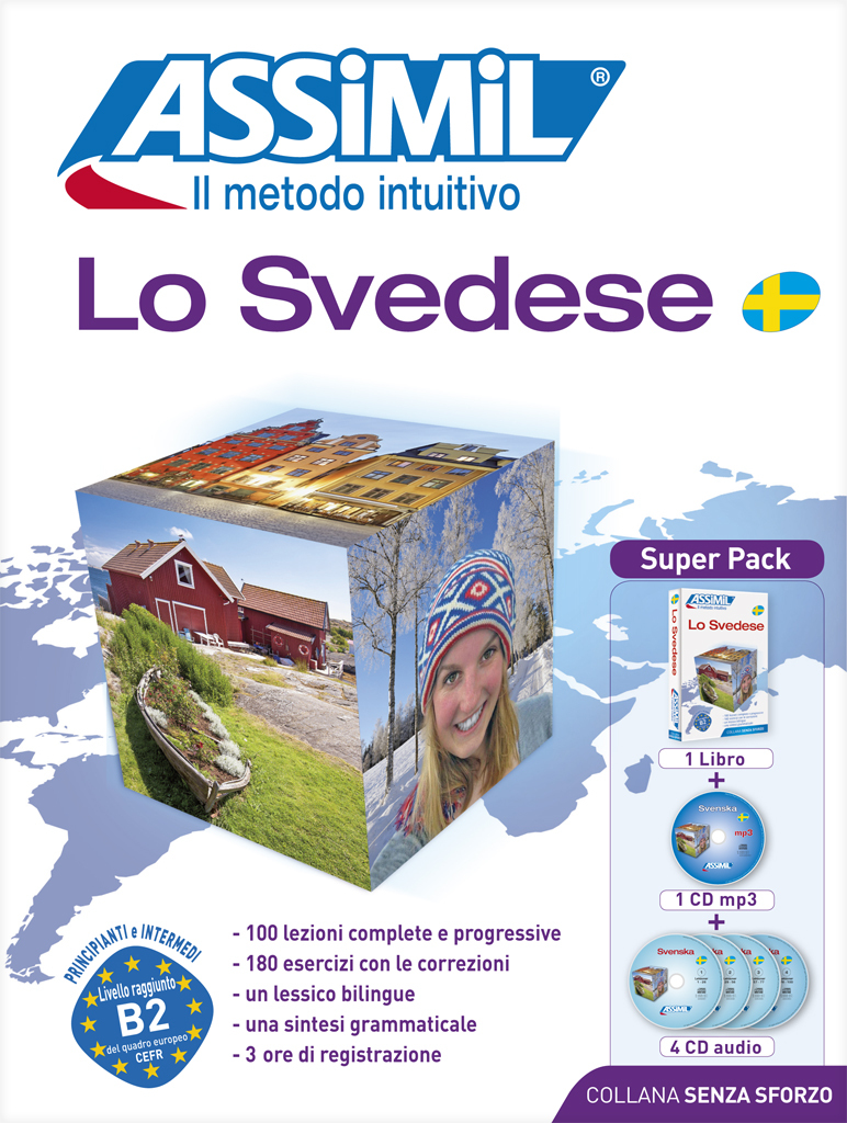 SUPERPACK LO SVEDESE