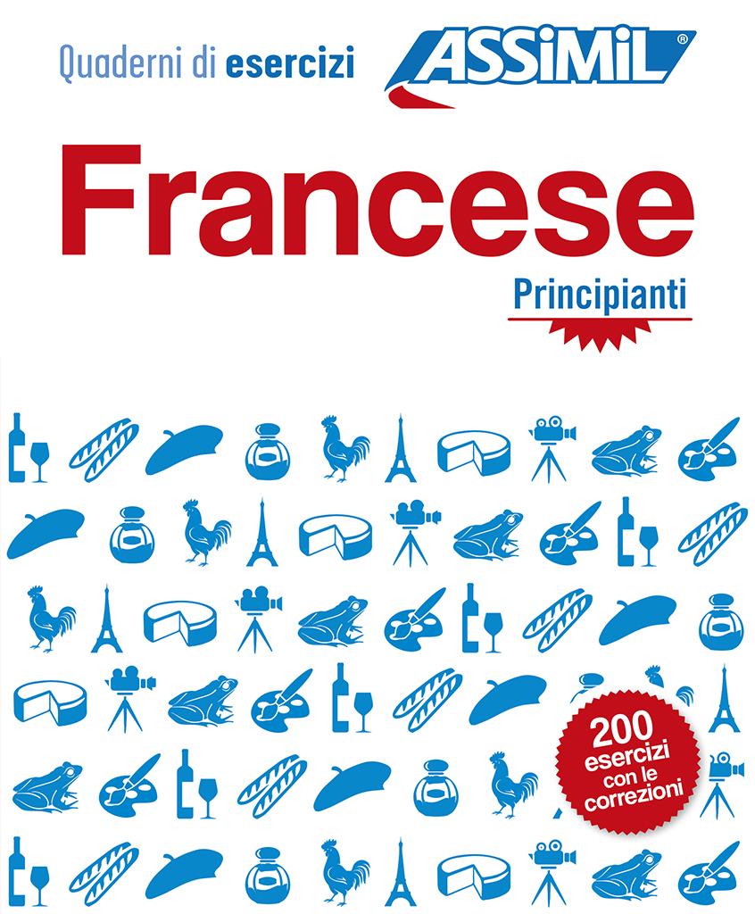 CAHIER ESERCIZI FRANCESE