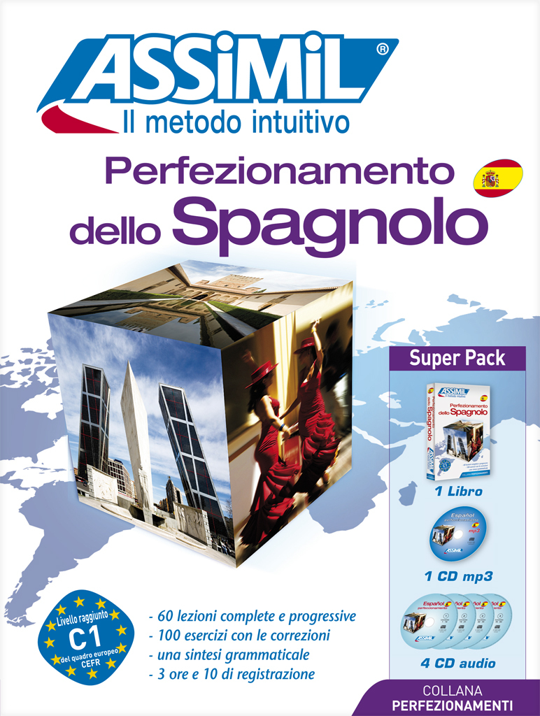 SUPERPACK PERF. SPAGNOLO