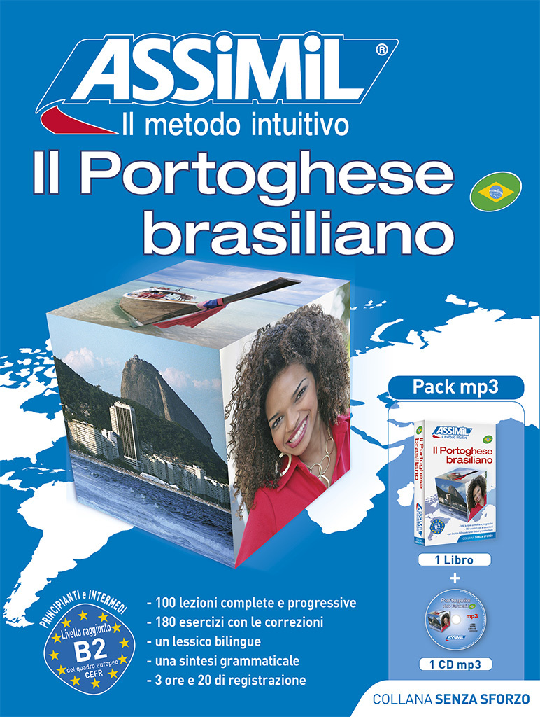 PACK MP3 PORTOGHESE BRASILIANO