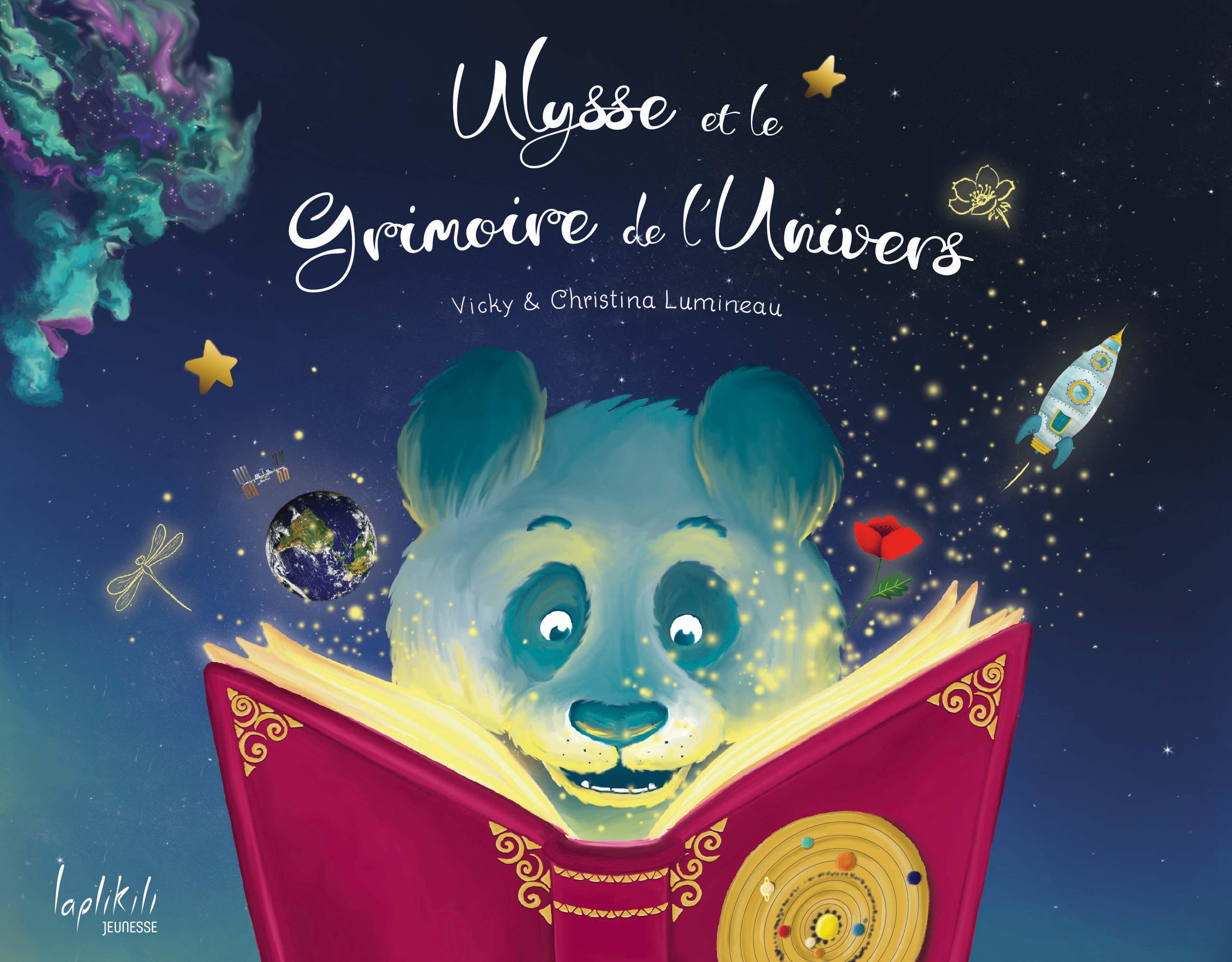 ULYSSE ET LE GRIMOIRE DE L'UNIVERS