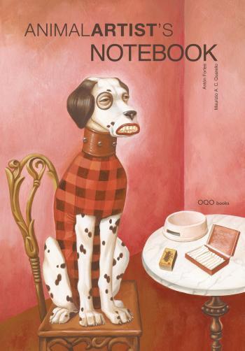 ANIMAL'ARTIST'S NOTEBOOK (ANGLAIS)