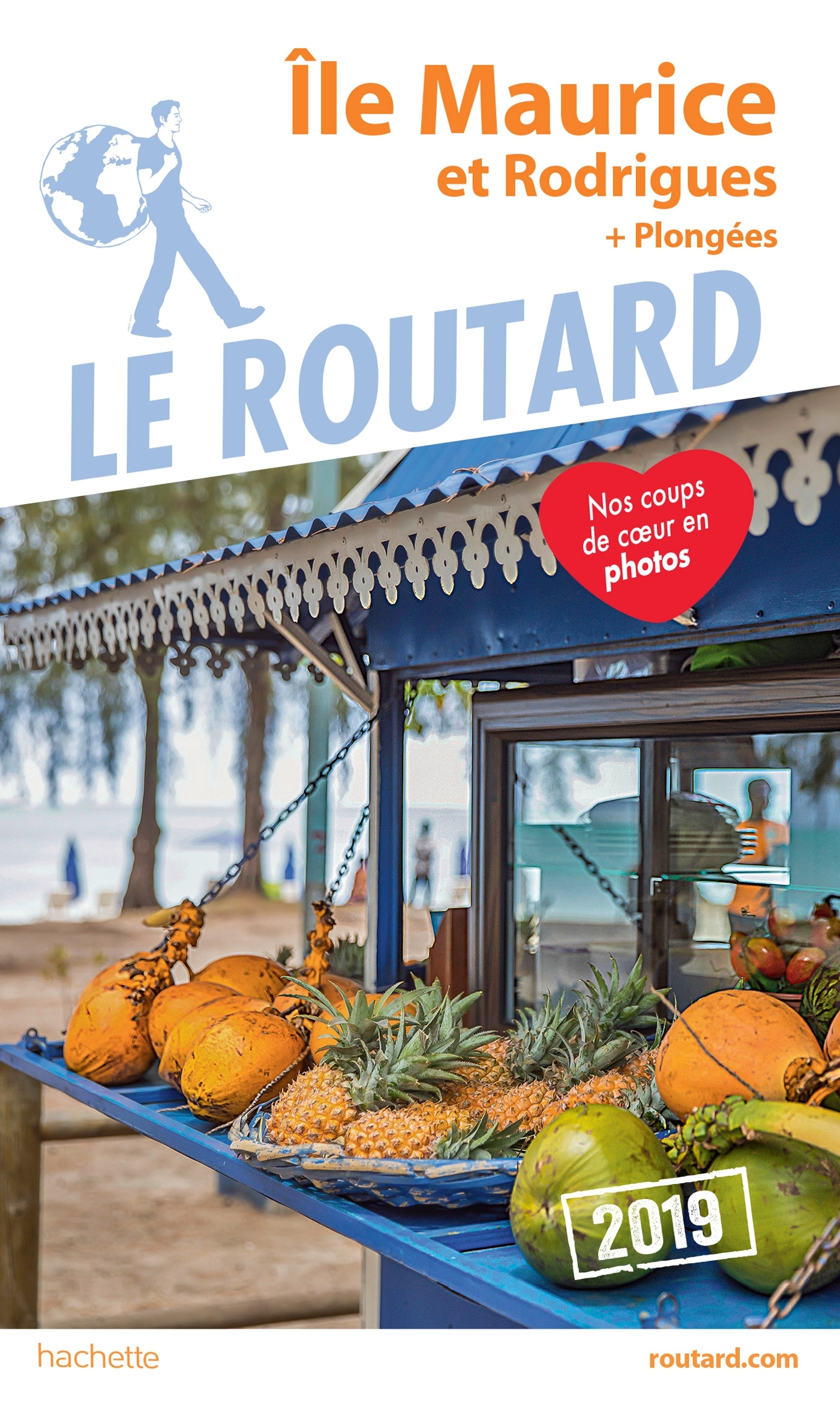 GUIDE DU ROUTARD ILE MAURICE ET RODRIGUES  2019 - (+ PLONGEES)