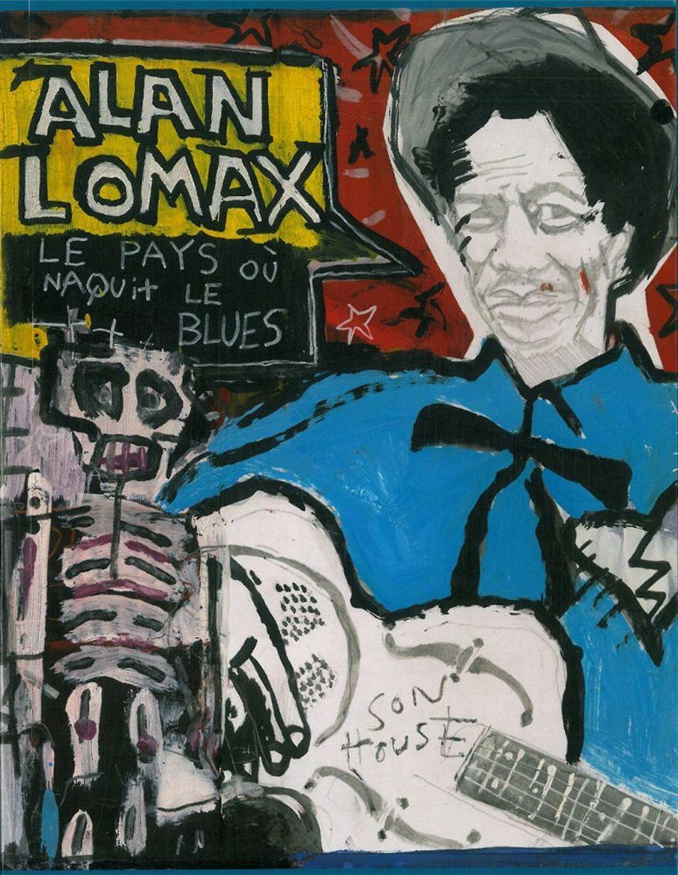 PAYS OU NAQUIT LE BLUES(LE)(+CD)-