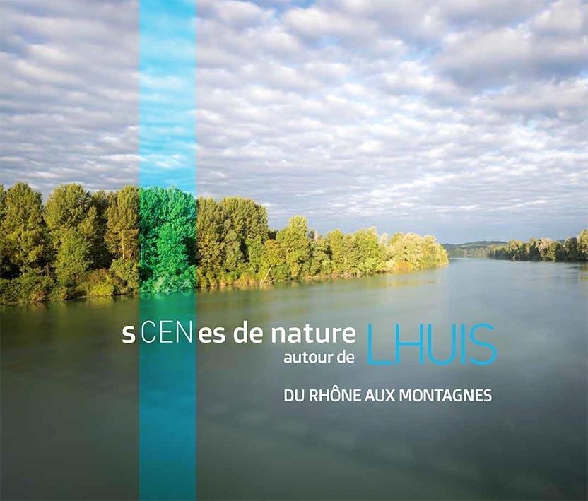 SCENES DE NATURE AUTOUR DE LHUIS DU RHONE AUX MONTAGNES