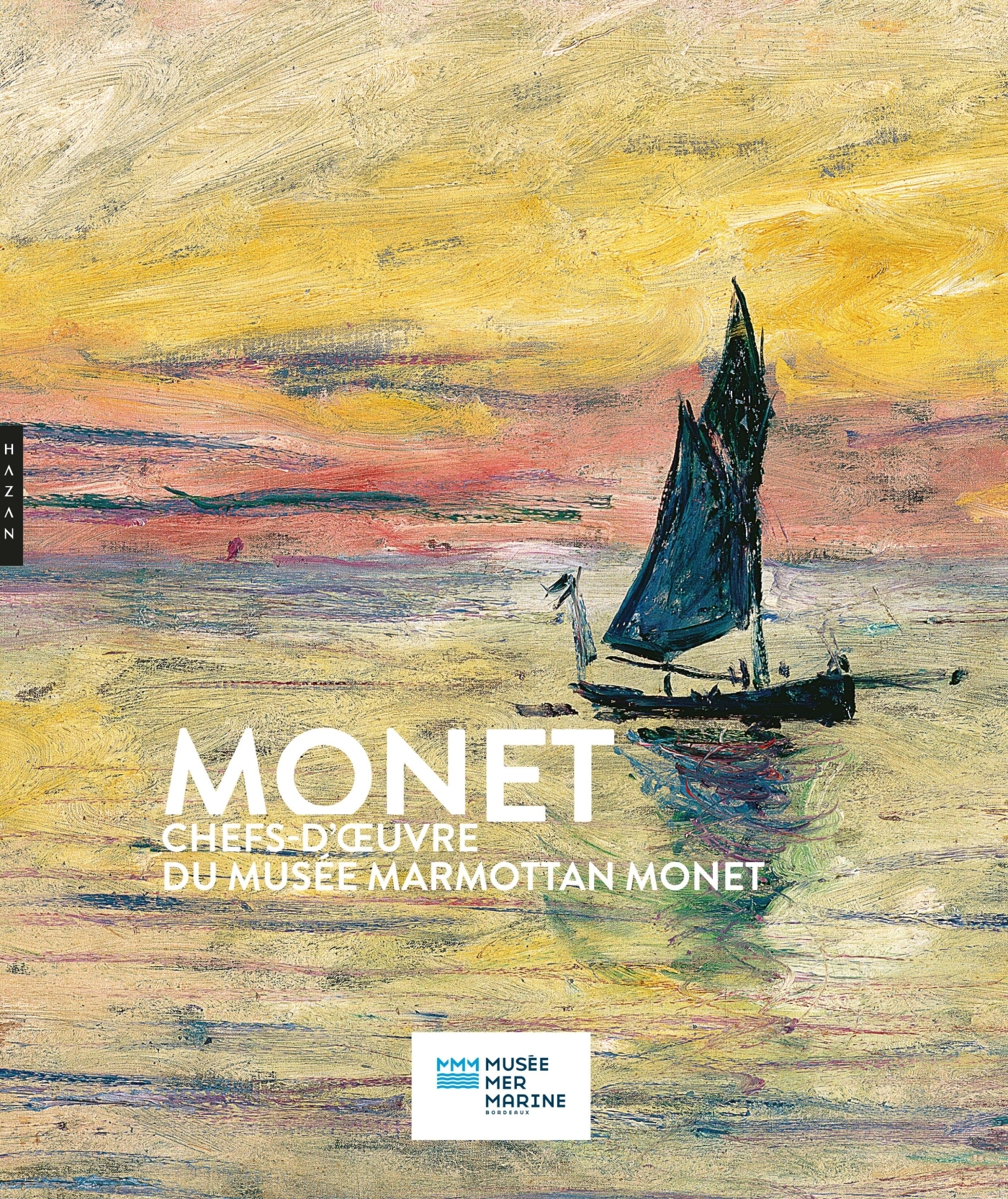 MONET, CHEFS-D'OEUVRE DU MUSEE MARMOTTAN MONET